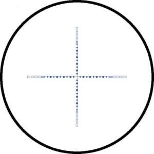Panorama® ~ 3-9x50 IR 1/2 Mil Dot
