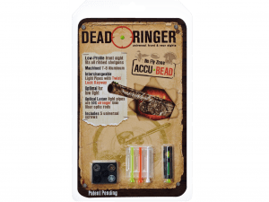 DEAD RINGER ACCU-BEAD (mieridlá na presnosť)