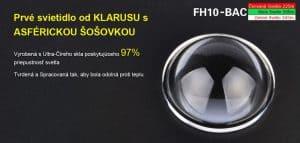Klarus FH10-BAC (700lm)