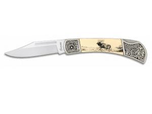 Martinez vreckový nožík diviak 8 cm