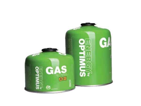 Optimus Universal Gas 220g NE Butan/Propane - náplň