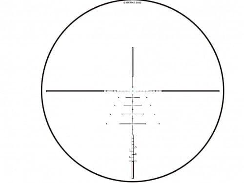 Sidewinder® 30 IR ~ 3-12x50 SR Pro