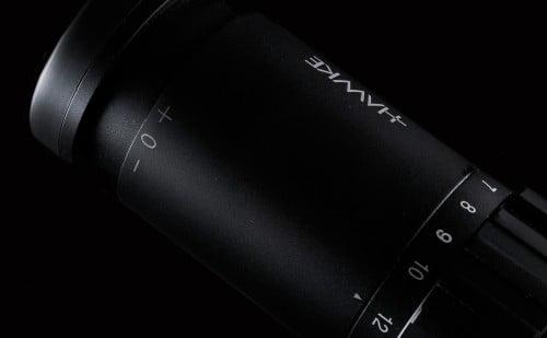 Vantage IR 2-7x32 AO (Mil Dot)