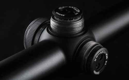 Vantage IR 4-12x50 AO (Mil Dot)