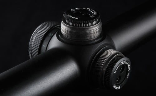 Vantage SF 6-24x44 (Half Mil Dot)