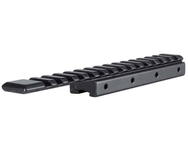 """ADAPTOR BASE 1Pc 11mm AIRG. /3/8"""" RIFLE TO WEAVER/PICATINNY EXTE"""