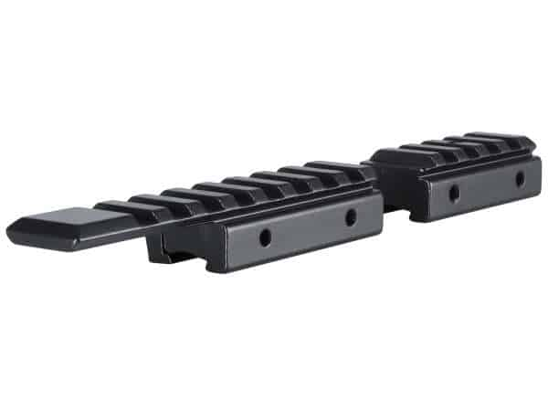 """ADAPTOR BASE 2 Pc 11mm AIRG. /3/8"""" RIFLE TO WEAVER /PICATINNY"""