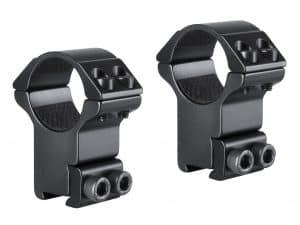 Matchmount 9-11mm /2pc double screw/ 1
