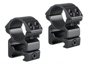 Matchmount Weaver /2pc double screw/ 1
