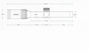 Frontier 30 IR 1-6x24 L4A Dot