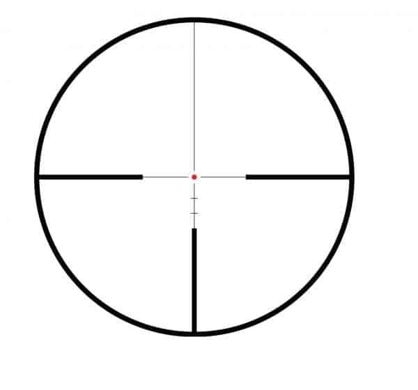 Endurance 30 WA SR IR 4-16x50 LR Dot (8x)