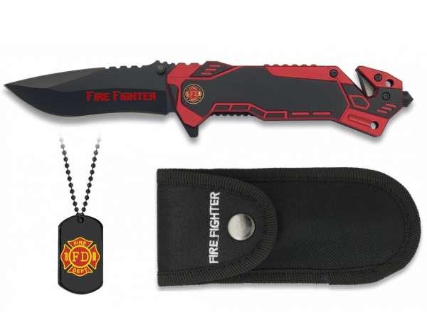 Martinez Albainox Pocket Knife FIRE FIGHTER (19431)