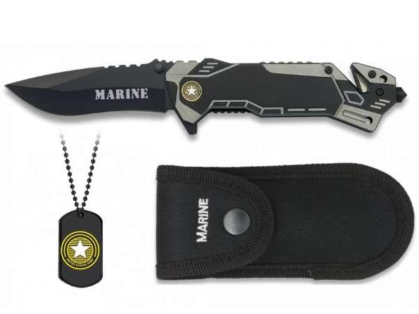 Martinez Albainox Pocket Knife MARINE (19434)