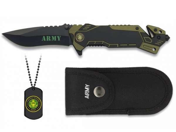 Martinez Albainox Pocket Knife ARMY (19436)