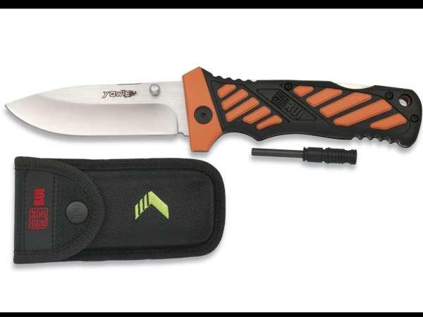 Martinez Albainox Pocket Knife RUI SERIE ENERGY. Orange 10cm (19