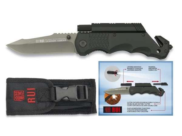 Martinez Albainox Pocket Knife RUI PRO. black (19541)