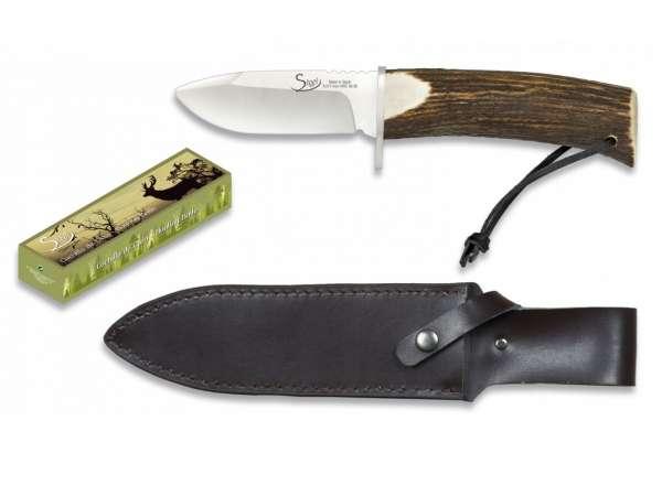 Martinez Albainox Hunting Knife STEEL 440 deer 9cm (32129)