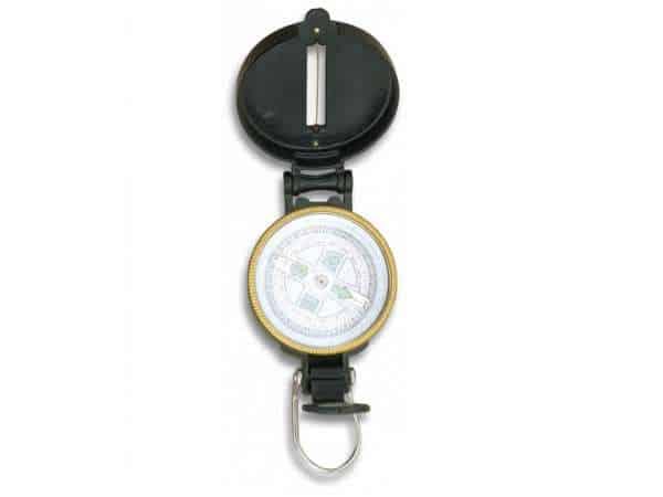 Martinez Albainox Compass. Metal DINGO. Oil. Black (33104)