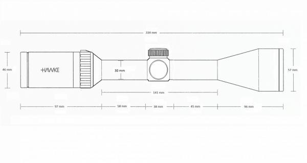 Vantage 30 WA IR 2,5-10x50