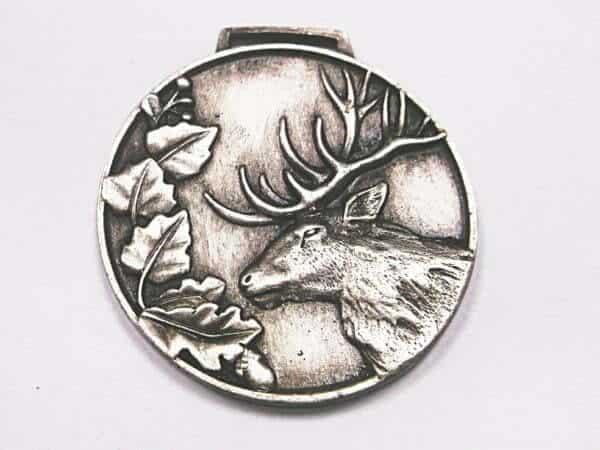 Medaila - jeleň