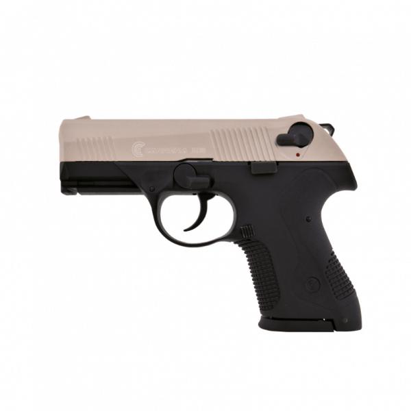 Plynová pištol CARRERA RS30 - Black/Satina (Frame/Slide)