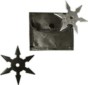 TIF Vrhacia hviezdica NINJA 6-cípa