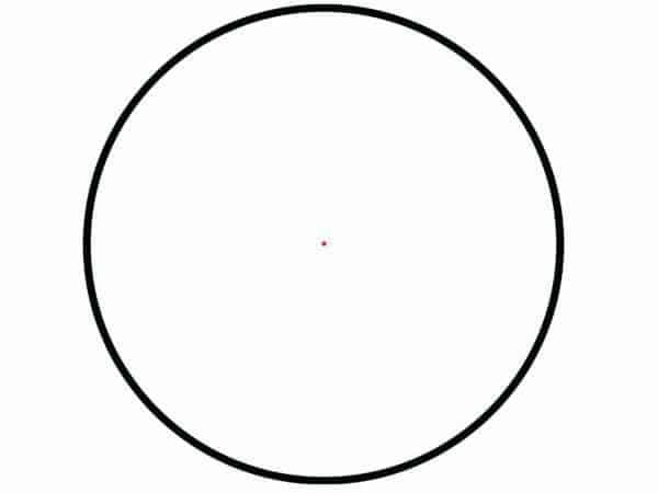 HAWKE Vantage RD 1x30 - 9-11mm (3MOA Dot)