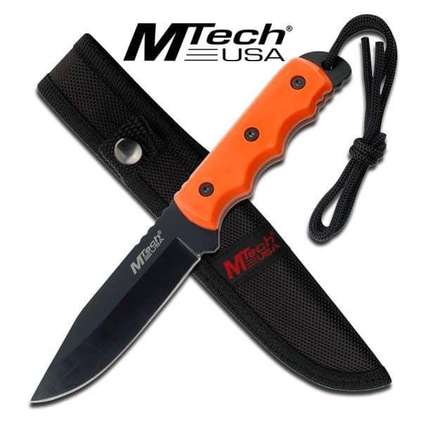 M-Tech USA Fix BLD oranžový