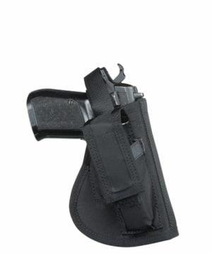 Opaskové puzdro bočné na  zbraň so zás.