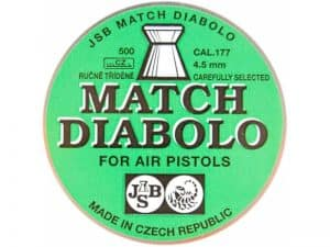 Náboje MATCH DIABOLO 4,50mm/500ks