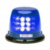 WHELEN - L41BV 12V BEACON blue low vac
