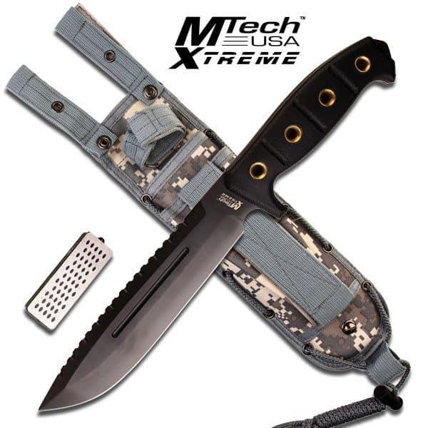 M-Tech Xtreme Tactical Bowie