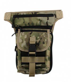 FALCO - Taška na zbraň maskáč 517
