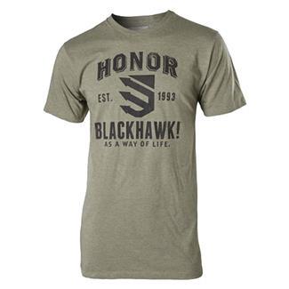 BLACKHAWK Tričko KR s potlačou