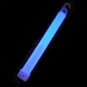 Chemické svetlo 15 cm modrá