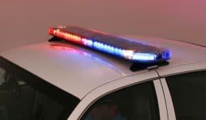 "WHELL PYRA491 JUSTICE CS 12V 44\"" Blue 6LED Light bar - rampa ul"