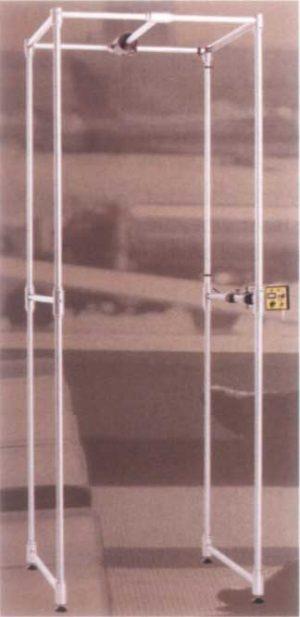 Detektor kovov PASSEX 100 M prenosný/rámový