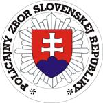 Tričko s logom PZ SR čierne