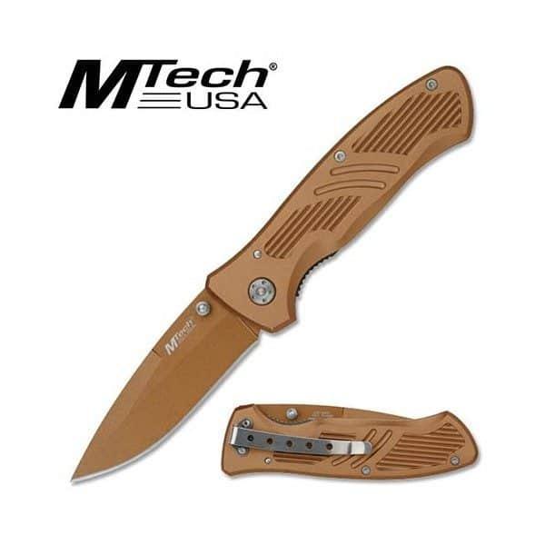 M-Tech Back Knife