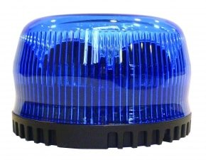 Maják MERCURA 21940-00 Gyroled a eclats blue -- magnetický