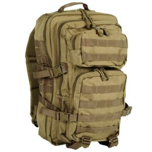 Ruksak US ASSAULT coyote 36L