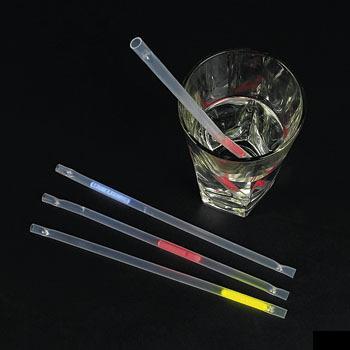 Chemické svetlo 20 cm  slamka