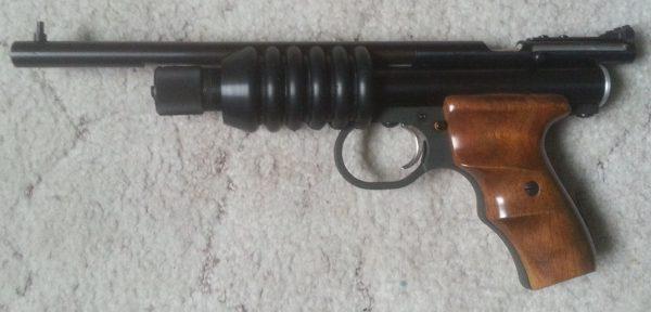 Vzduchová pištol ZAP960