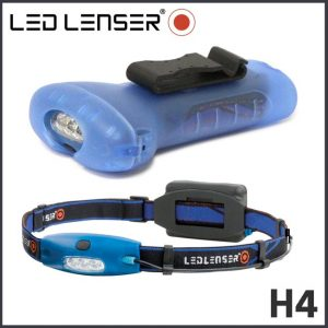 Čelovka LED Lenser H4