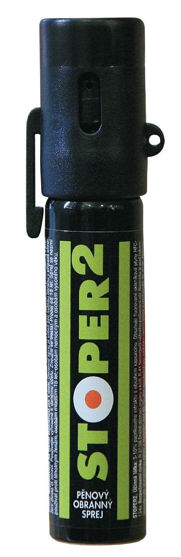 STOPER2 20ml obranný sprej penový