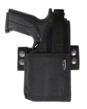 FLC 654 Opaskové puzdro na zbraň so svetlom G17