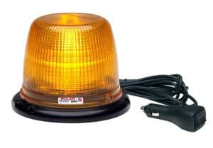 WHELEN - L41AV 12V BEACON amber low vac